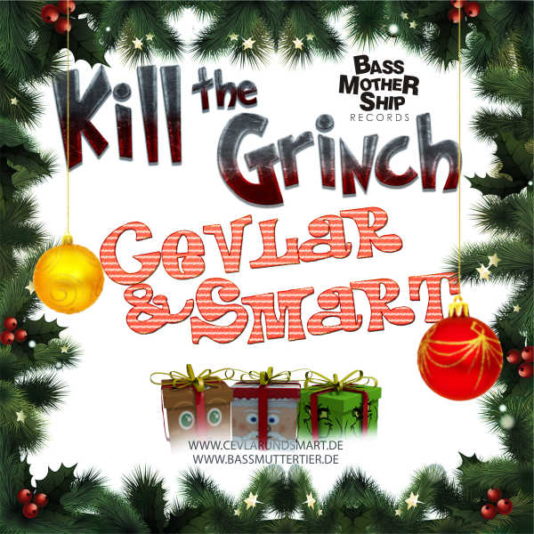 Cevlar & Smart - Kill The Grinch Gamesoundtrack